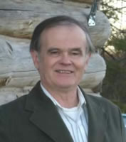author photo: Steven Keillor